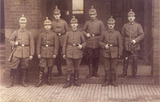 Adam Jacobs *1885 bei der Armee