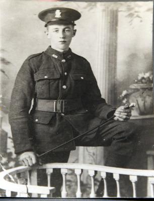 Photograph of David Joseph Hamilton