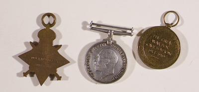 Medals of Philip Nolan - Lance Sergeant