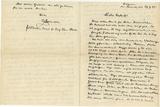 Brief an den Landgerichtsrat Bedall