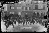 Concert des soldats américains à Echternach