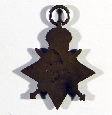 Medal of Edward Byrne