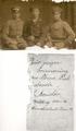 3 brødres deltagelse i 1. verdenskrig