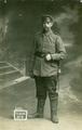 Sønderjysk soldat på Vestfronten
