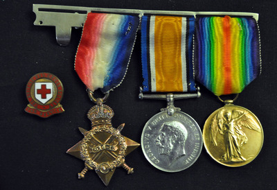 Red Cross Medals