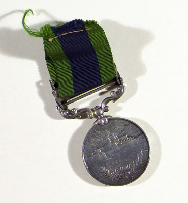 Medals belonging to Company Sgt Major Kelly
