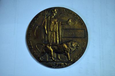Corp. Patrick Murphy Medal