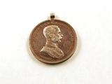 Prstan in medaljon Antona Kastelica