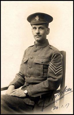 Sgt. Bernard Brookes