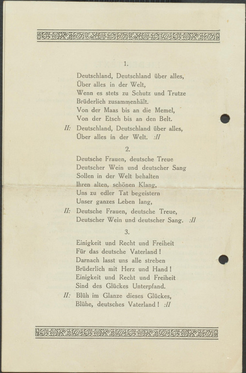 europeana 1914 1918 programm weihnachtsfeier franz wiest
