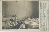 Verwundete Soldaten