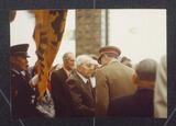 Foto van Hendrik-Emile Goën met koning Boudewijn