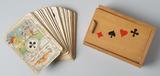 Kaartspel van Edgar van Haelst