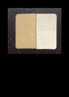 Dagboek van Germaine Vandenheuvel