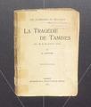 "Boek ""La tragédie de Tamines"""