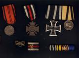 Kriegsverdienstkreuze von Emil G. Steinemann