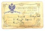 Cimeli della guerra 1915-1918 appartenenti al Maggiore Crutzen Giovanni. 6° Reggimento Alpini