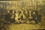 5 Fotokarten von 1918