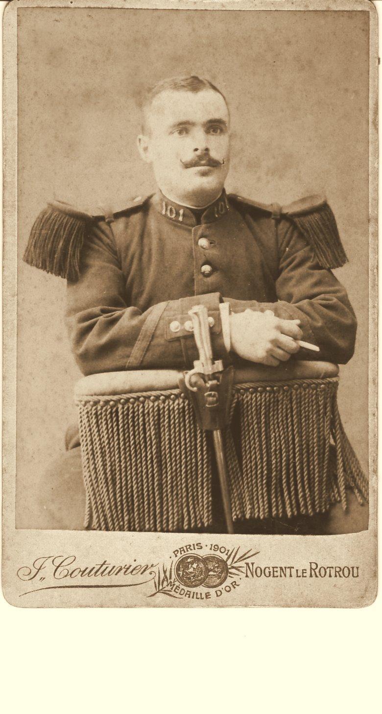 Auguste Labbé (Plénée-Jugon 1882- Paris 1918)