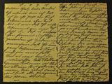 Briefe an und von Paul Rehm