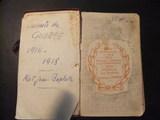 Journal de guerre 1915/1916