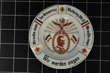Aschenbecher zur Erinnerung an den Ersten Weltkrieg 1914/15