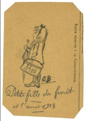 Georges Boulard, vétérinaire et dessinateur