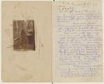 FRBNFM-094 Journal intime de mon arrière-grand-père, Lucien Camille Jacquart : récit de la guerre du 21 novembre 1914 au 11 novembre 1918