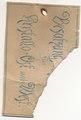 Kalender 1918 und Kleidungsstücke Kristallspitzen-Ost und -West