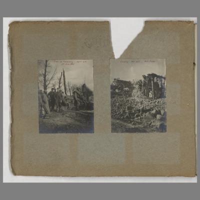 Album photographique de Gaston Guéry