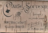 SOUVENIRS D'UN GRAND-PERE
