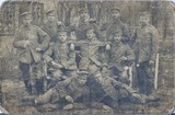 Mosellan dans l'armée allemande