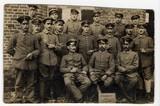 FRAD067-101 Cinq photographies de Georges Lautemann (1895-1969), sous-officier au M.W. Batl. III (armée allemande)
