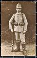 Der Jäger Anton Preuschoff aus Weideabfindung/Ostpreußen