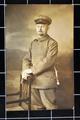 Der Leutnant Johannes Schmerbach des 95. Infanterieregiments