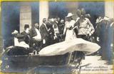 Postkarten zum Attentat auf Erzherzog Franz Ferdinand in Sarajevo