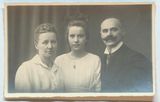 Der Friseur Albert Schwanz aus Kiel als Seesoldat in Oostende