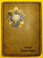 """Album """"Kriegserinnerungen"""""""