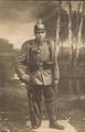 Gesammelte Porträts von Soldaten aus Schwaben