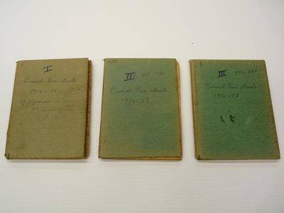 Oorlogsdagboek van Camiel Van Maele