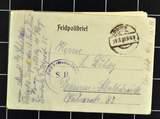 Gustav Schraber schreibt aus Maurage