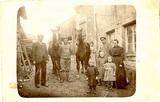 FRAM - Séjour de troupes allemandes à Hilbesheim (Moselle)