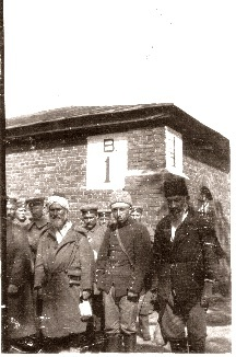 1916 Türken in d. Kr.Tr.Abt.,Warschau, orig. Foto.JPG