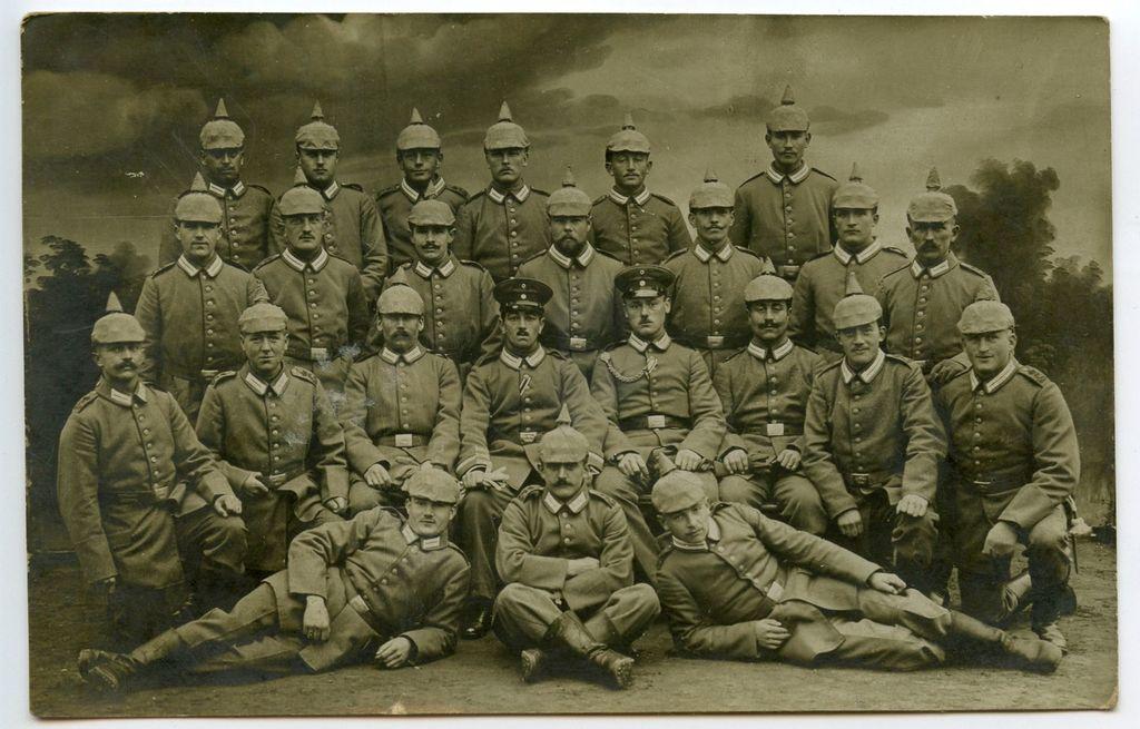 Europeana 1914 1918 Fritz Herbel Vom 56 Infanterie